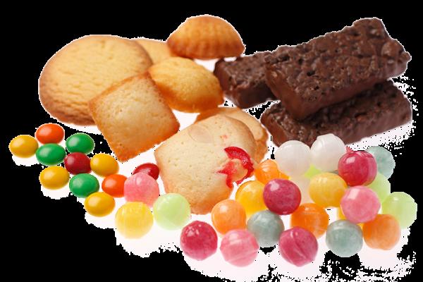 アマギは幅広い用途の製菓用機械を製造